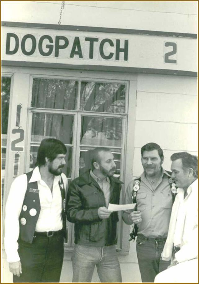 The Dogpatch 2 was located at 1213 Richmond